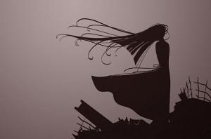 每日一句能量:从童年起,我便独自一人照顾着历代的星辰—— 白鹤林