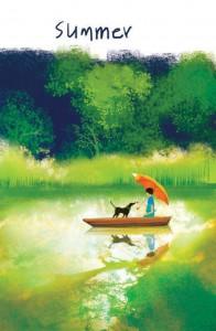 每日一句能量:人生就像蒲公英,没事尽量少吹。